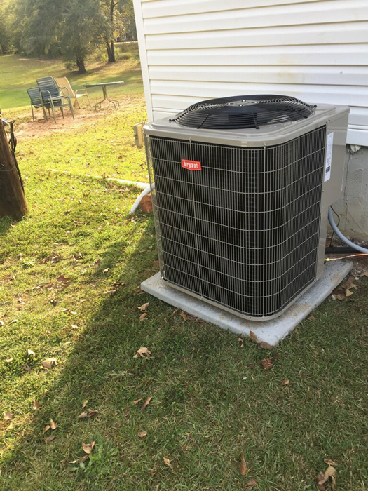 Bryant Heat Pump Replacement