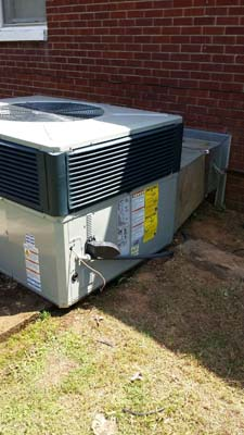 Replacement<br />Heat Pump
