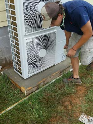 Residential<br />Ductless Mini Split Heat Pump