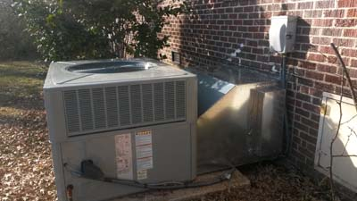 Residential Replacement<br />Trane Packaged Unit