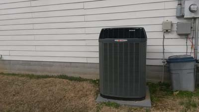 Retrofit<br />Trane Air Conditioner