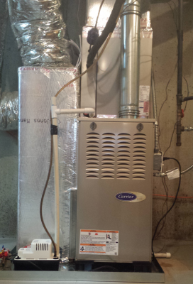 80% Variable Speed Furnace<br>Alpharetta, GA