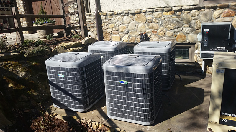 Carrier Infinity Air Conditioning Units<br>Ultra Efficiency