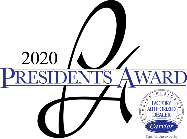 2020 Carrier President's Award