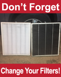 Time To Change Your Filters!