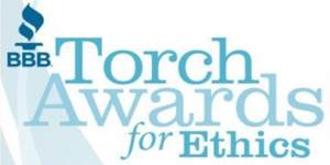 2012 Better Business Bureau Torch Award for Marketplace Excellence