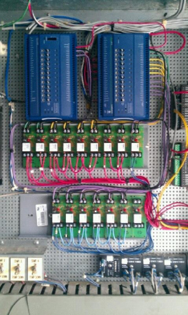 Control Panel - Custom Built