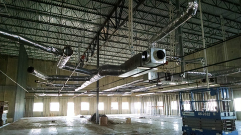 Commercial Duct Work