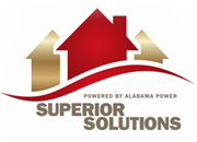 Alabama Power Super Solutions Logo
