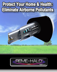 REME HALO® WHOLE HOME IN-DUCT AIR PURIFIER