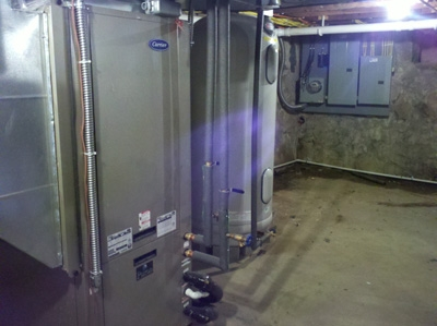 New Geothermal Install