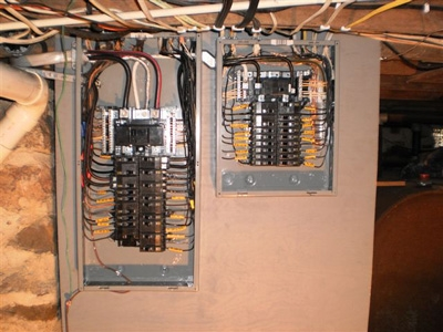 Electric Panel<br>After