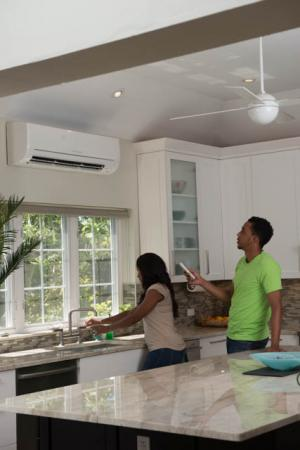 How to Choose between a Ductless A/C System and Central Air Conditioning