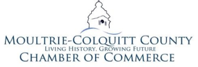 Moultrie-Coquitt County Chamber Logo
