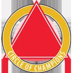 Bryant Circle of Champions 2015 - 2019
