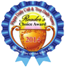 PIQUA DAILY CALL & TROY DAILY NEWS READER'S CHOICE AWARD