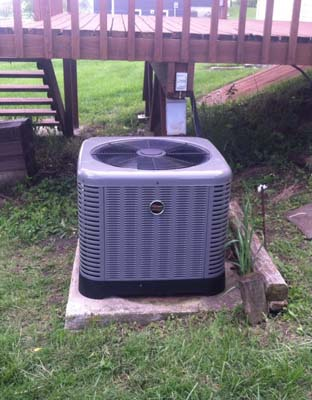 Residential Heating & Cooling<br>Arnold's Refrigeration Inc.