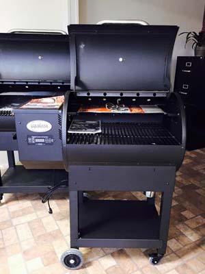 Grills<br>Arnold's Refrigeration Inc.