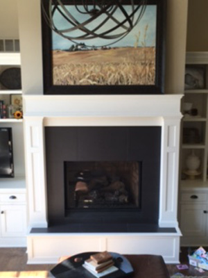 Residential Vent Free Fireplace