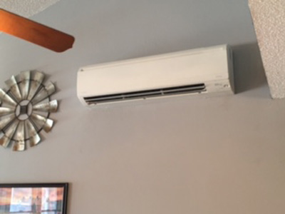 Daiken Ductless Air Conditioner Indoor Wall Unit