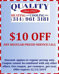 Service Call Coupon