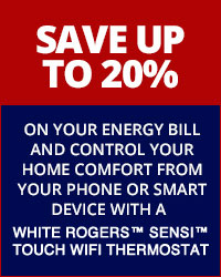 White Rodgers Sensi Thermostat
