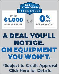 American Standard Spring Finance Promotion
