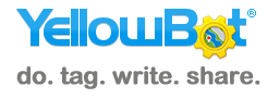 Yellow Bot Logo
