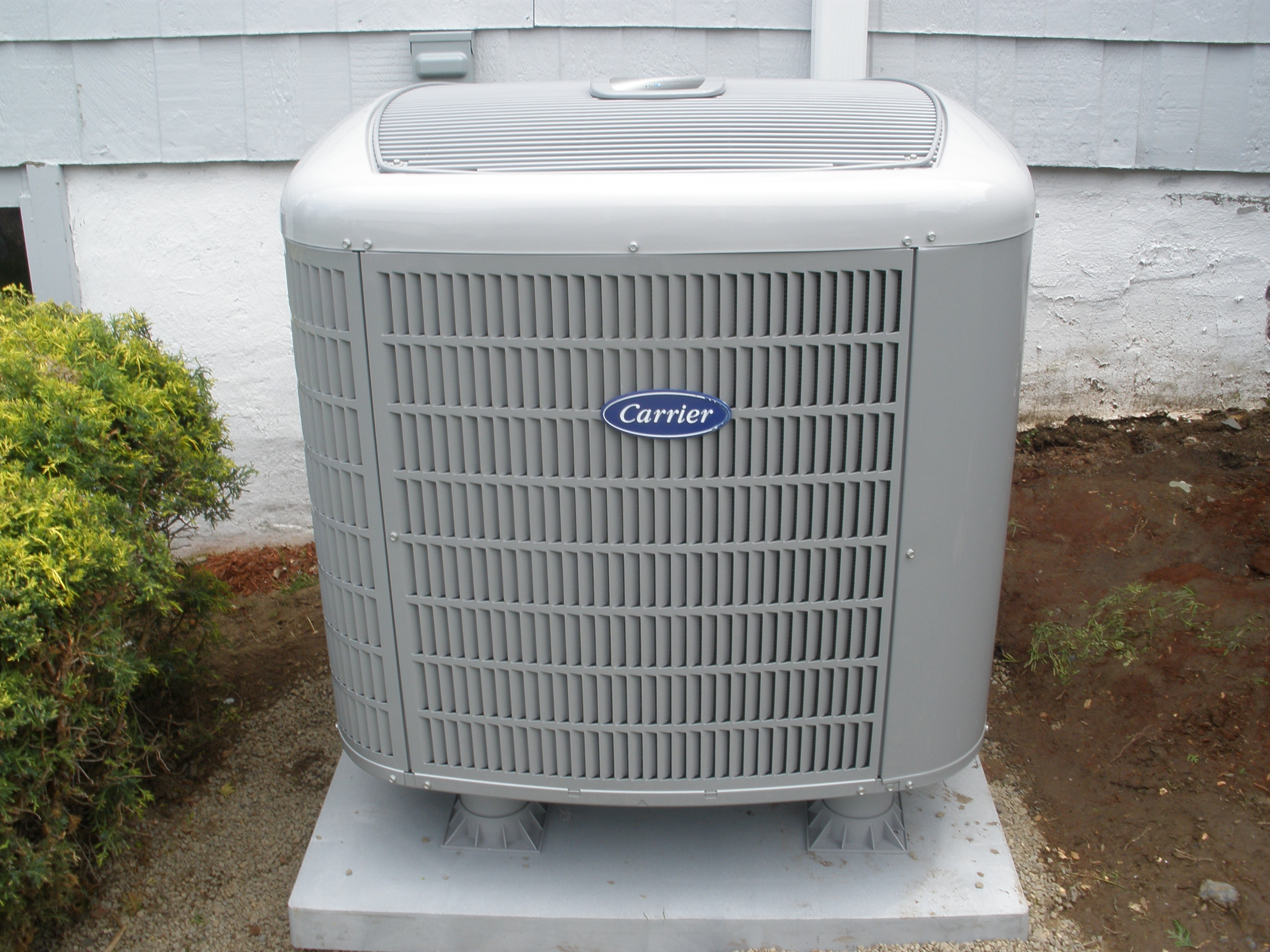 Carrier Outdoor Heat Pump