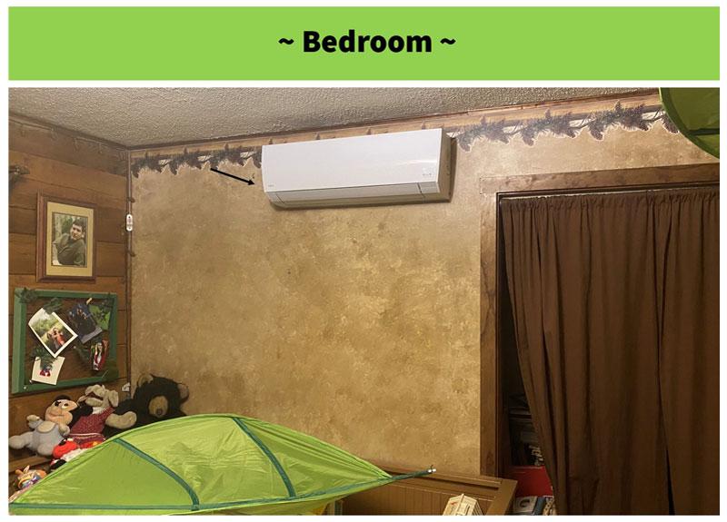 Cabin - Bedroom #2