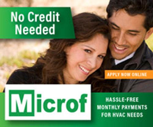 Microf advertisement