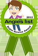 Angie's List 2012 Logo
