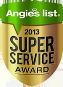 Angie's List 2013 Logo