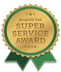 Angie's List Superior Service Award