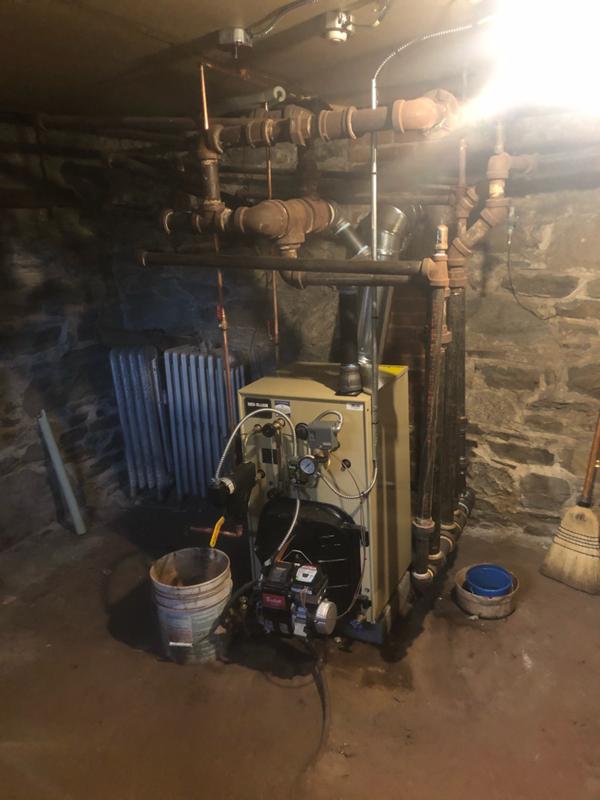 Boiler Installation - After