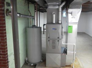 Free Water Heater Package