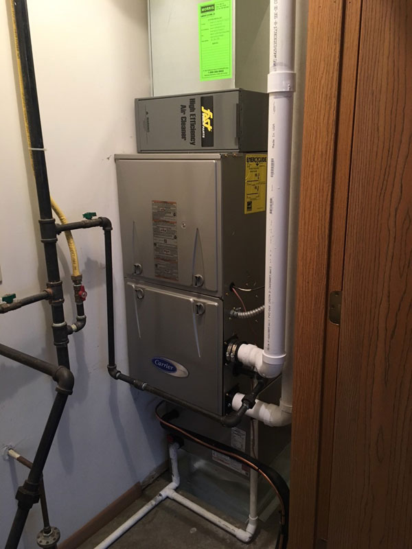 Carrier Downflow Furnace