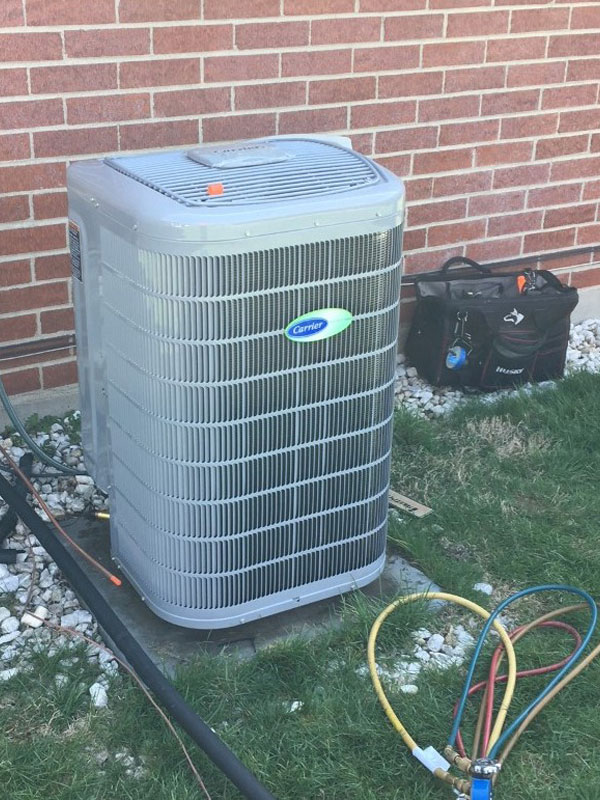 Carrier VS Air Conditioner