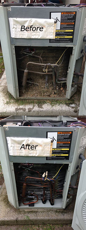 AC Before / After