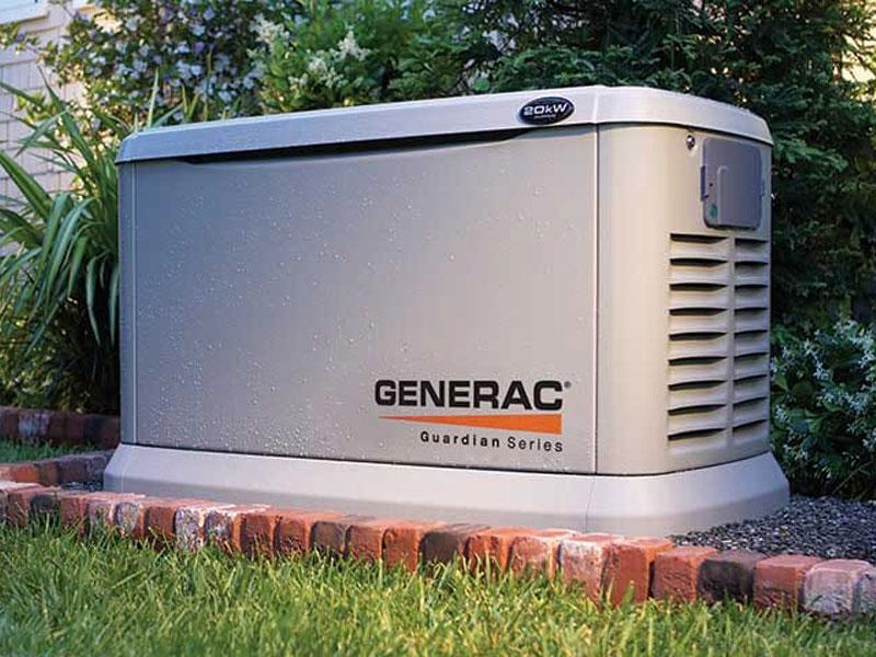 Generac Standby Power Generator