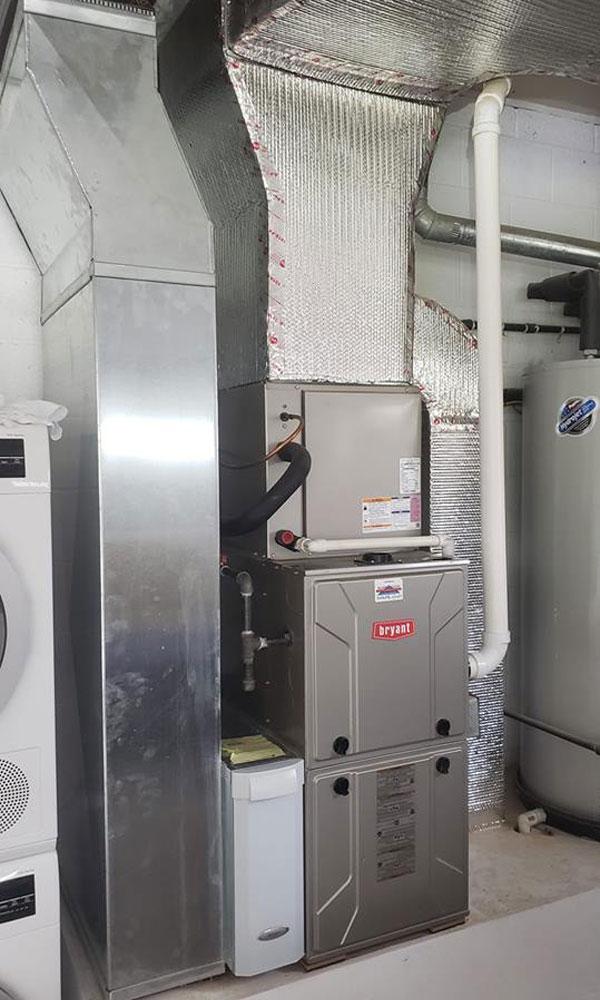 New System Installation