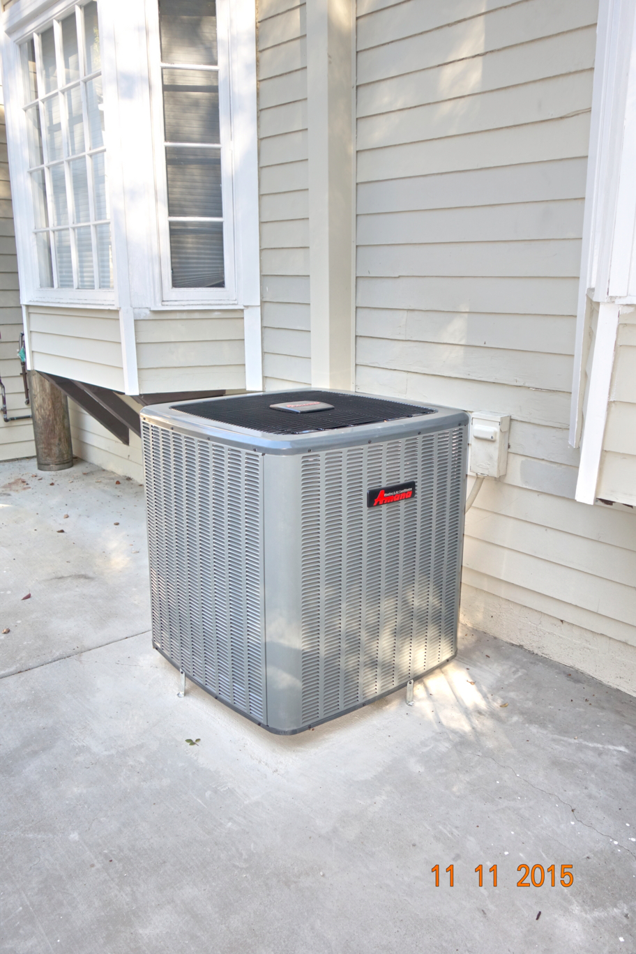 Amana Air Conditioning Unit Replacement