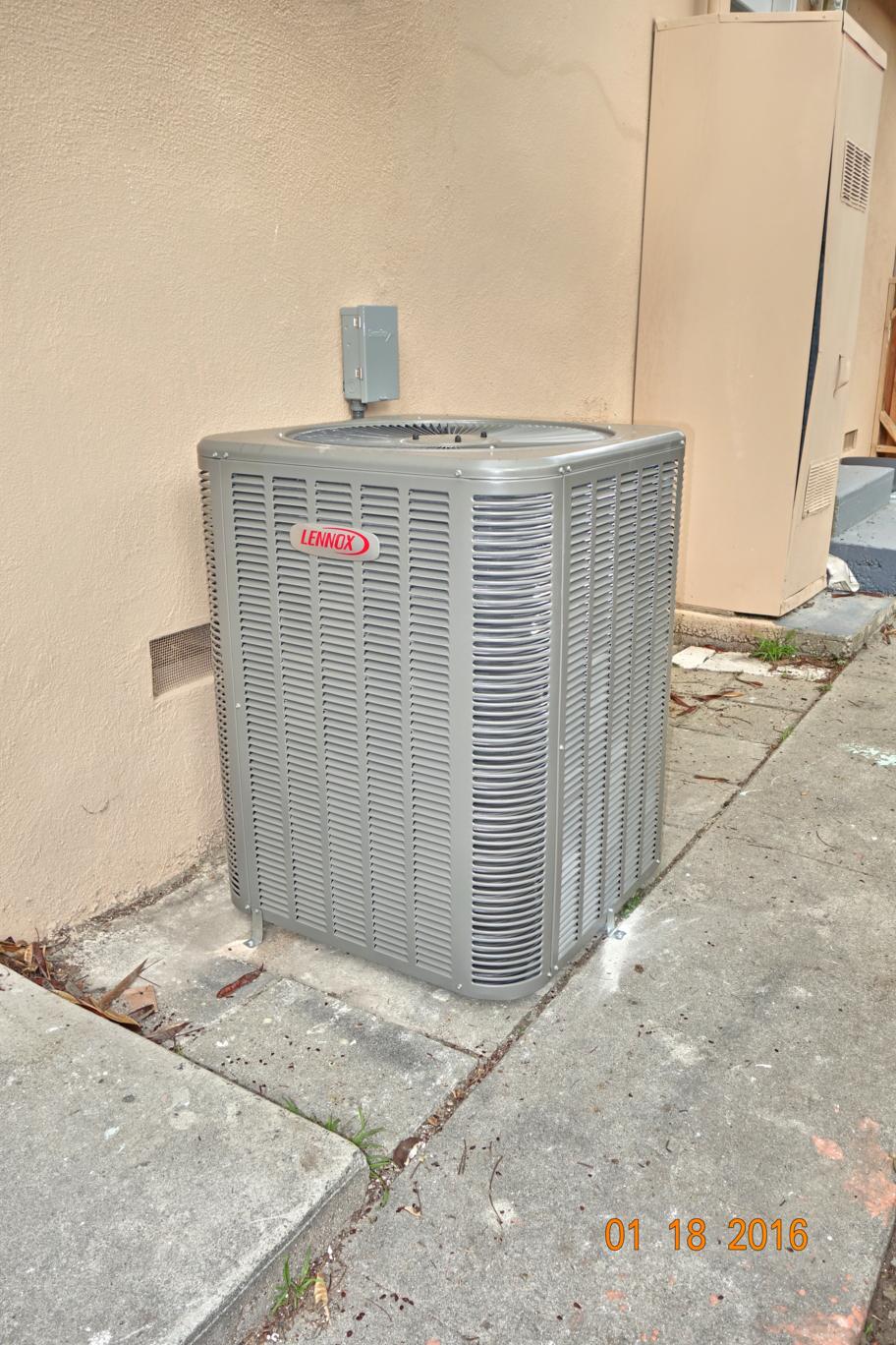 Lennox Air Conditioning Installation