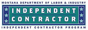 STATE OF MONTANA CONTRACTORS REGISTRATION