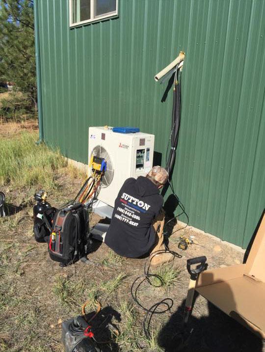 HVAC Service Call