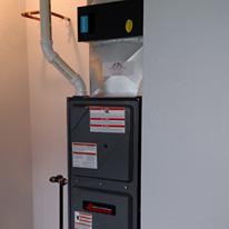 96% Furnace w/ Clean Comfort MERV11 media filter