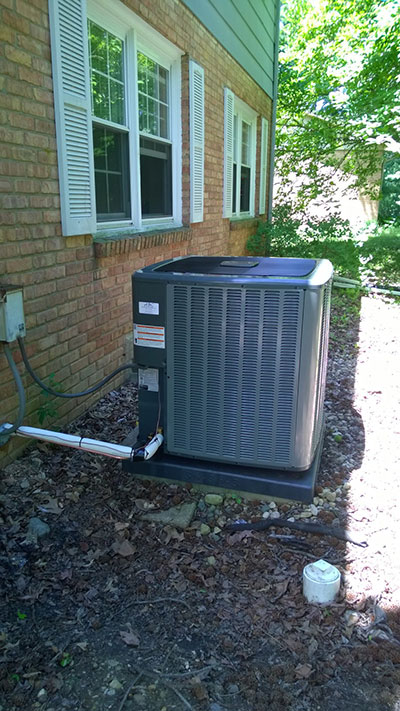 16 SEER ac replacement