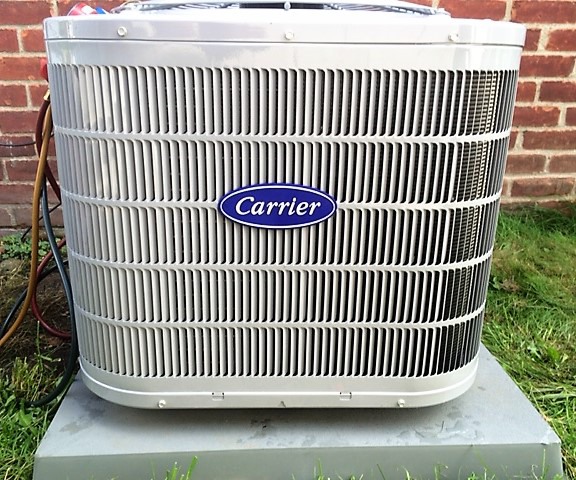 Carrier AC Installation