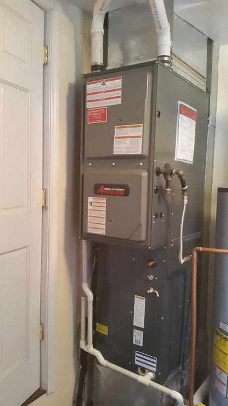 Amana Furnace Installation