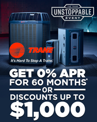 Trane Fall 2018 Promotion